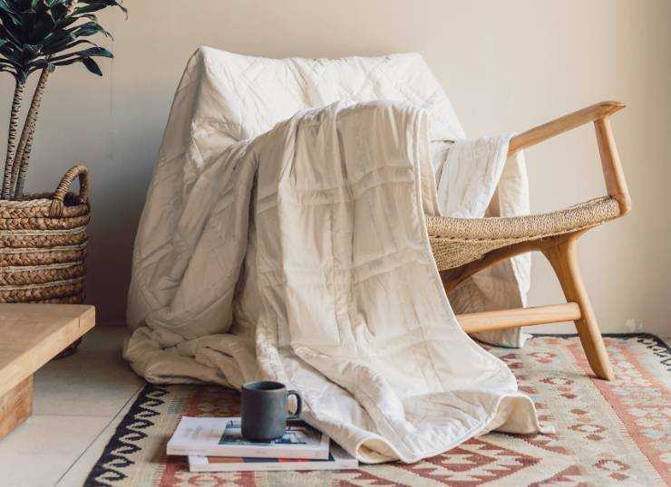Baloo Weighted Blanket Materials